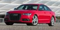 Pre-Owned 2014 Audi S6 4dr Sdn Prestige