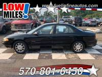 2000 Buick Regal LS 4-Speed Automatic