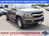 Certified Used 2016 Chevrolet Colorado Work Truck Truck in Burton, OH