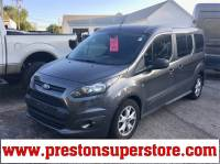Certified Used 2015 Ford Transit Connect XLT Wagon in Burton, OH