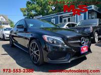 2017 Mercedes-Benz C-Class AMG C43 Sedan