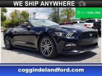 Certified 2017 Ford Mustang EcoBoost Premium Convertible in Jacksonville FL