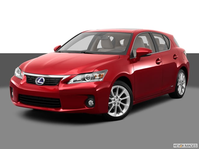 Photo Used 2012 LEXUS CT 200h 200h For Sale Chicago, IL