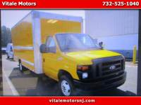 2016 Ford Econoline E-350 16 FOOT BOX TRUCK W/ RAMP