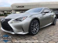 Certified 2015 LEXUS RC 350 Base (A8) Coupe in Greenville SC