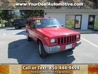 2001 Jeep Cherokee 4dr Sport