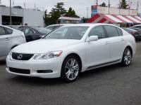 2007 LEXUS GS 450h Base Sedan Rear-wheel Drive serving Oakland, CA