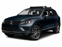 Used 2016 Volkswagen Touareg TDI Lux 4MOTION in Hagerstown, MD