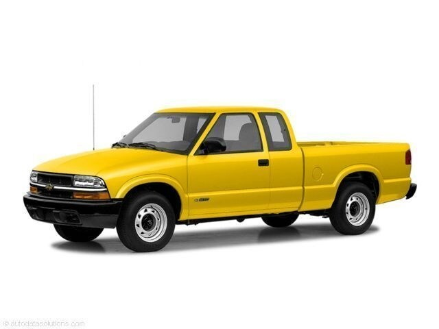 Photo Pre-Owned 2003 Chevrolet S-10 Truck Extended Cab in Jacksonville FL