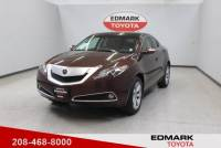2010 Acura ZDX Base w/Technology Package SUV All-wheel Drive