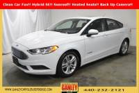 Used 2018 Ford Fusion Hybrid SE Sedan For Sale in Bedford, OH