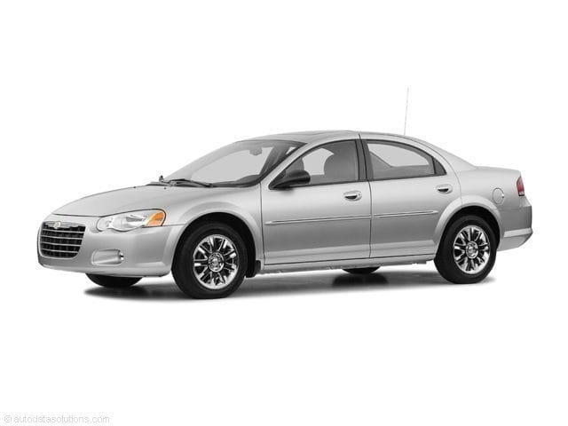Photo Pre-Owned 2004 Chrysler Sebring Sedan in Jacksonville FL