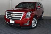 Certified Pre-Owned 2015 Cadillac Escalade 4WD Platinum VIN1GYS4PKJ0FR598357 Stock Number445A9