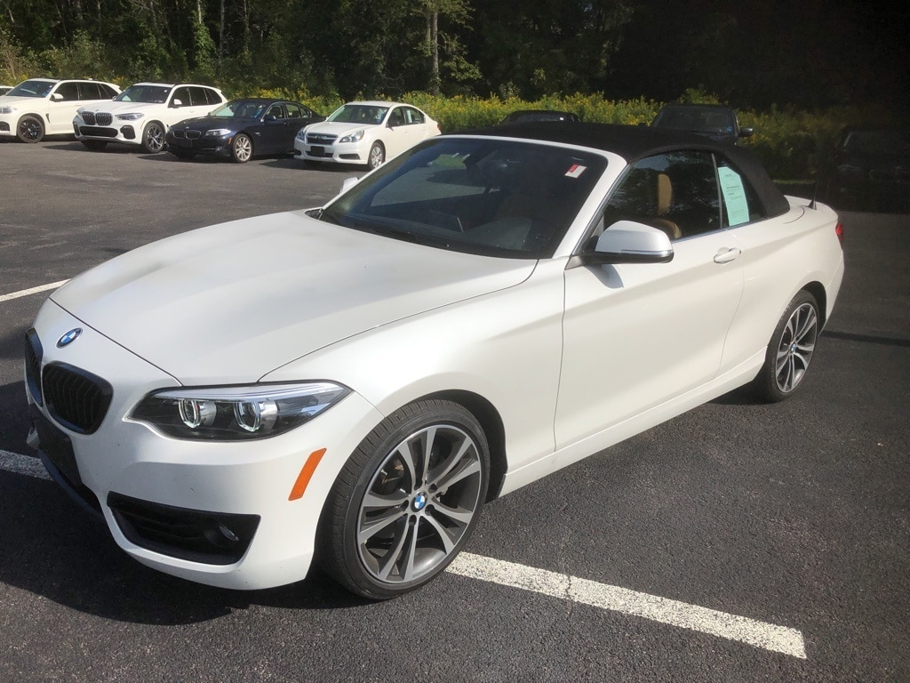 Photo Certified Pre-owned 2018 BMW 2 Series 230i xDrive For Sale in Albany, NY