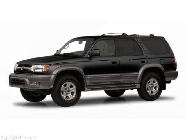 Photo 2001 Toyota 4Runner SUV