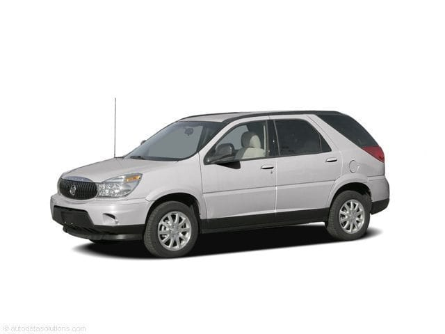 Photo 2006 Buick Rendezvous SUV Front-wheel Drive - Used Car Dealer Serving Fresno, Tulare, Selma,  Visalia CA