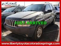 Used 2004 Jeep Grand Cherokee Laredo Laredo 4WD For Sale in Colorado Springs, CO