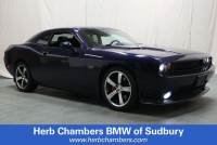 Pre-Owned 2013 Dodge Challenger SRT8 Coupe in Sudbury, MA