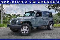 Used Jeep Wrangler Unlimited Sport in Orlando, Fl.