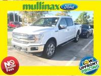 Used 2019 Ford F-150 Lariat Loaded W/ 20 Wheels, Twin Panel Moonroof, C Truck SuperCrew Cab V-6 cyl in Kissimmee, FL