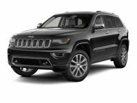 Pre-Owned 2017 Jeep Grand Cherokee Overland SUV in Jacksonville FL