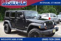 2010 Jeep Wrangler 4WD 4dr Sport