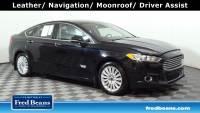 Used 2014 Ford Fusion Energi For Sale | Doylestown PA - Serving Quakertown, Perkasie & Jamison PA | 3FA6P0SU5ER106575