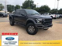 Certified 2017 Ford F-150 Raptor Truck SuperCrew Cab V-6 cyl in Richmond, VA