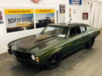 1971 Chevrolet Chevelle - 540 BIG BLOCK - 6 SPEED TRANS - PRO TOURING BUILD