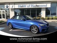 Pre-Owned 2015 BMW M235 in Richmond VA
