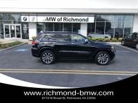 Pre-Owned 2018 Jeep Grand Cherokee Overland 4x4 in Richmond VA