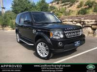 Certified Used 2016 Land Rover LR4 HSE LUX SUV in Glenwood Springs, CO