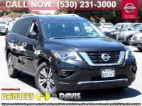 Used 2019 Nissan Pathfinder For Sale at Hanlees Davis Nissan | VIN: 5N1DR2MM8KC576576