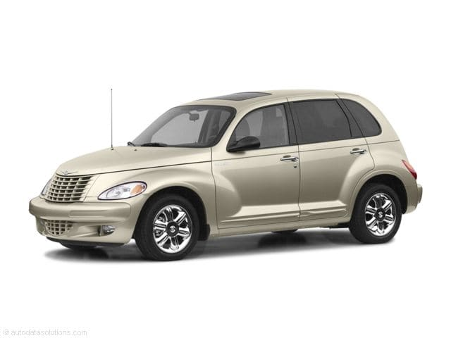 Photo 2005 Chrysler PT Cruiser Base SUV Front-wheel Drive serving Oakland, CA