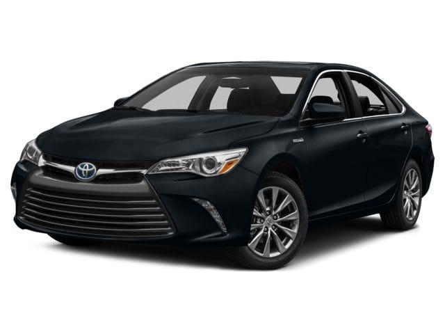 Photo Pre-Owned 2016 Toyota Camry Hybrid LE in Midlothian VA