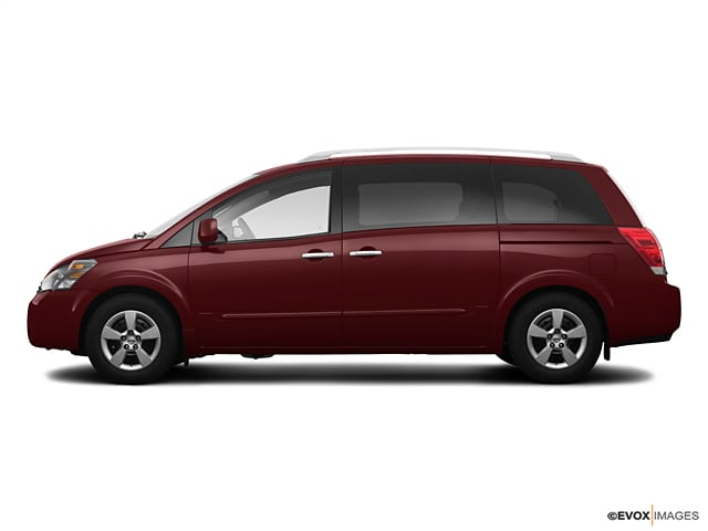 Photo Pre-Owned 2009 Nissan Quest 3.5 S Van in Greensboro NC