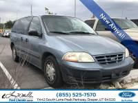 2000 Ford Windstar Wagon V-6 cyl