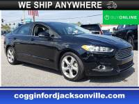 2016 Ford Fusion SE Sedan Intercooled Turbo Regular Unleaded I-4 91