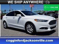 2013 Ford Fusion SE Sedan Gas Turbocharged I4 97
