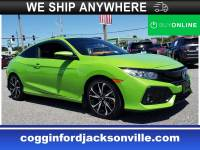 2018 Honda Civic Si Coupe Si Coupe Intercooled Turbo Premium Unleaded I-4 91