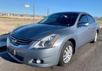 2012 Nissan Altima S** LOW MILES**
