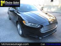 2016 Ford Fusion 4dr Sdn S Hybrid FWD
