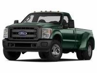 2014 Ford F350 DRW Super Duty REGULAR-LONG-DRW-XL-6.7L DIESEL-4WD Truck Regular Cab