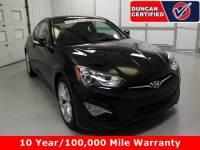 Used 2016 Hyundai Genesis Coupe For Sale at Duncan's Hokie Honda | VIN: KMHHT6KJ6GU136960