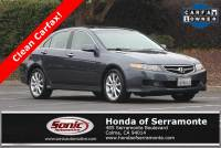 2006 Acura TSX Base w/Navigation in Colma