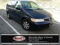 Pre-Owned 2004 Honda Odyssey EX-L Van in Denver