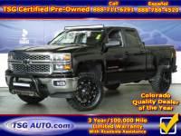 2014 Chevrolet Silverado 1500 4WD Double Cab LT W/Custom Lift/Wheels/Tires