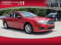 Pre-Owned 2012 Ford Fusion S Sedan in Jacksonville FL