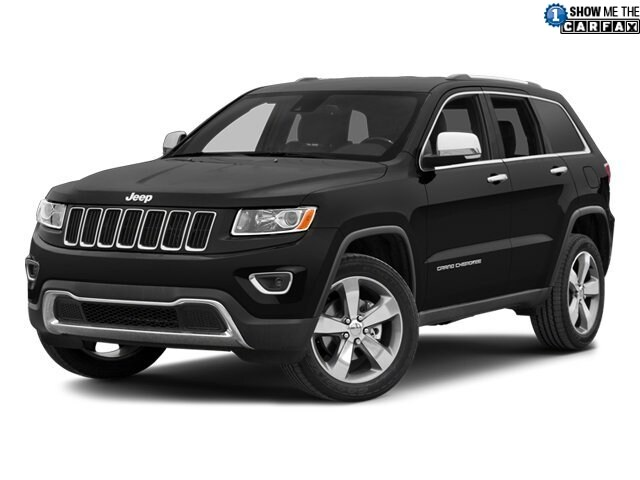 Photo 2014 Jeep Grand Cherokee Overland 4x4 SUV V-6 cyl