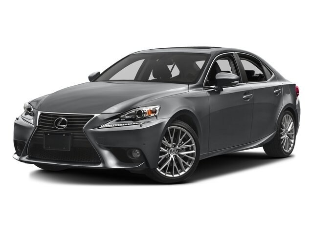 Photo Used 2015 LEXUS IS 250 250 For Sale Chicago, IL